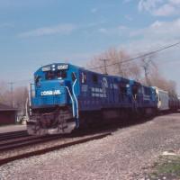 Conrail 6587