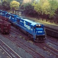 Conrail 6637 Bethlehem, PA