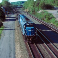 Conrail 6656 Lilly, PA