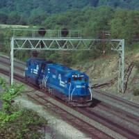 Conrail 6659 Altoona, PA