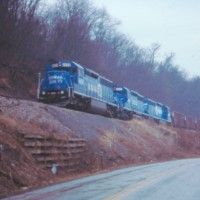 Conrail 6659 Brownsville, PA