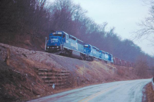 Conrail 6659 Brownsville, PA