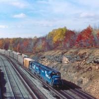Conrail 6660 Cresson, PA