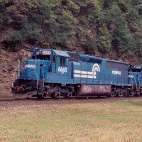 Conrail 6665 Horseshoe Curve, PA