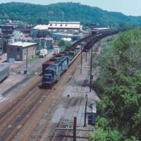 Conrail 6700 Sharpsburg, PA
