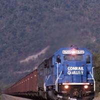 Conrail 6702 Mt Union, PA