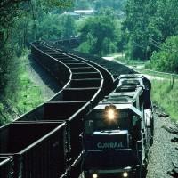 Conrail 6704 Clarksville, PA