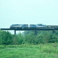 Conrail 6706 Pinebank, PA