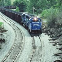 Conrail 6714 Clarksville, PA