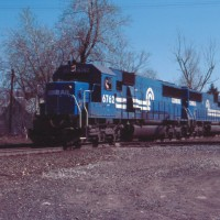 Conrail 6762