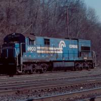 Conrail U23C 6903 Allentown, PA