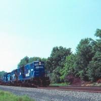 Conrail 7546 Monocacy, PA