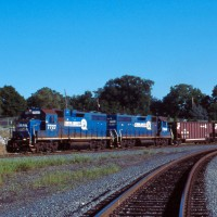 Conrail 7727 West Reading, PA