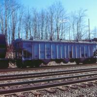 Conrail Scale Test Car Pittsburgh, PA