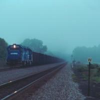Conrail 8092 Aquaduct, PA