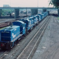 Conrail 8705 Enola, PA