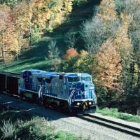 Conrail LMS 730 Rogersville, PA