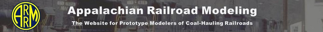 Appalachian Railroad Modeling