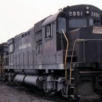 Conrail 2051 Mingo Jct., OH
