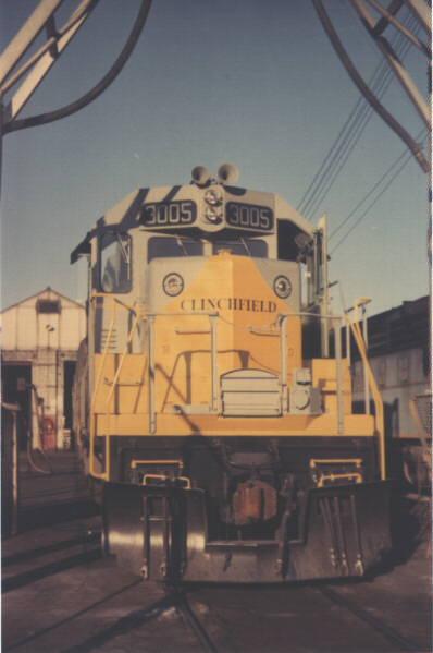 CRR 3005 Erwin, TN