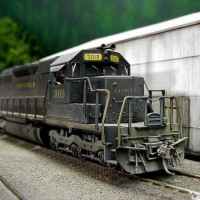 CRR SD40 by Bob Helm