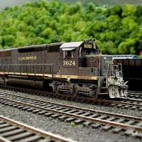 CRR SD45-2 by Bob Helm