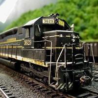 CRR SD45 by Bob Helm