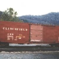 CRR MOW boxcar 5660