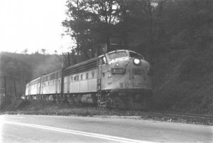 CRR 803 at Appalachia, VA, 1965 -Ron Flanary