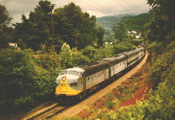 CRR F5A 803 Johnson City, TN