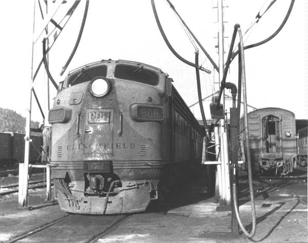CRR 808 Erwin, TN