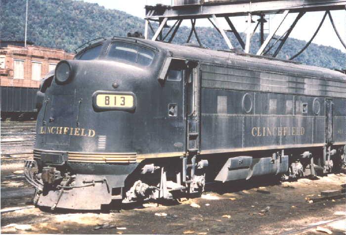 CRR 813 Erwin, TN
