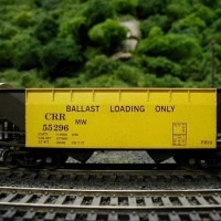 CRR ballast hopper by Bob Helm