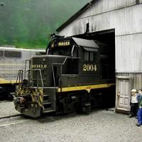 CRR GP38 by Bob Helm