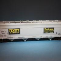 ETCX Eastman Chemical covered hopper model by Brent Johnson
