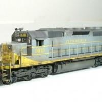 CRR SD40 by Bob Harpe