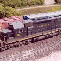 CRR SD45-2 by Dan Bourque