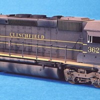 CRR SD45 by Dan Bourque