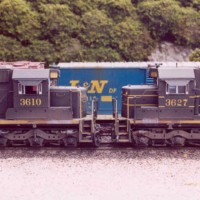 CRR SD45 and 45-2 by Dan Bourque