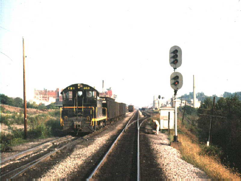 CRR Switcher Kingsport, TN