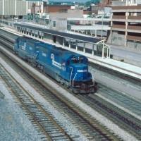 Conrail 6663 Altoona, PA