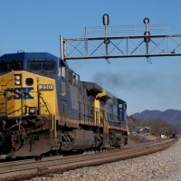 CSX 250 in KY