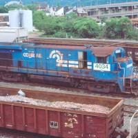 CSX B23-7 4034 Conrail blue