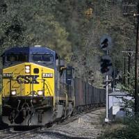 CSX 470 Elkhorn City, KY