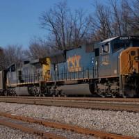 CSX 4712 Kingsport, TN
