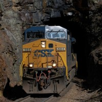 CSX at Pool Point Tunnel, KY, 2007 -Eric Miller