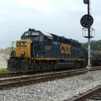 CSX 6097 Cincinatti, OH