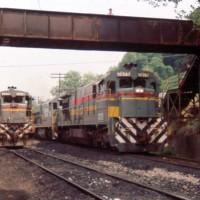 CSX 7075 Family Lines, Jackson, KY
