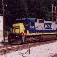 CSX 7641 Dante, VA