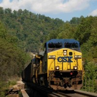 CSX 87 Pool Point, KY